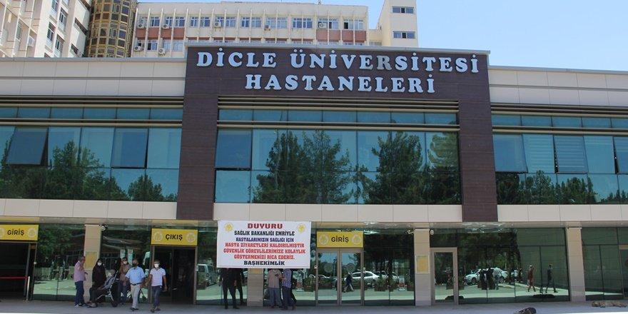 Prof. Dr. Akdağ: Diyarbakır'da hastane doluluk oranı yüzde 35 azaldı