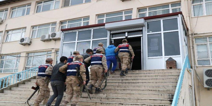 PKK operasyonu: İki tutuklama